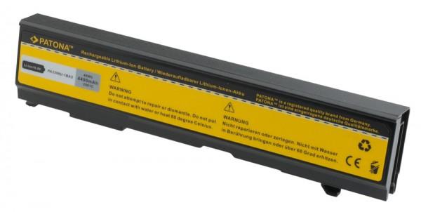 Notebookakku, Batterie, Akku f. Toshiba Satellite A80 M55 M50 M40 A100 PA3399U