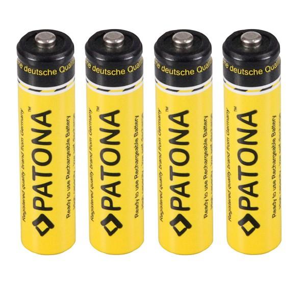 Akku, Batterie Set f. Gigaset R650H Pro