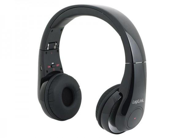Bluetooth Headset black f. Nokia Lumia 520