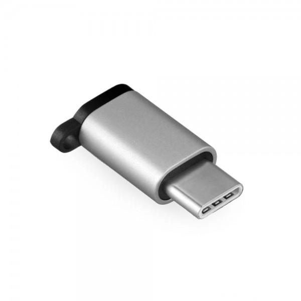Adapter Micro-USB  Buchse USB Type C (USB-C) f. Google Nexus 5X